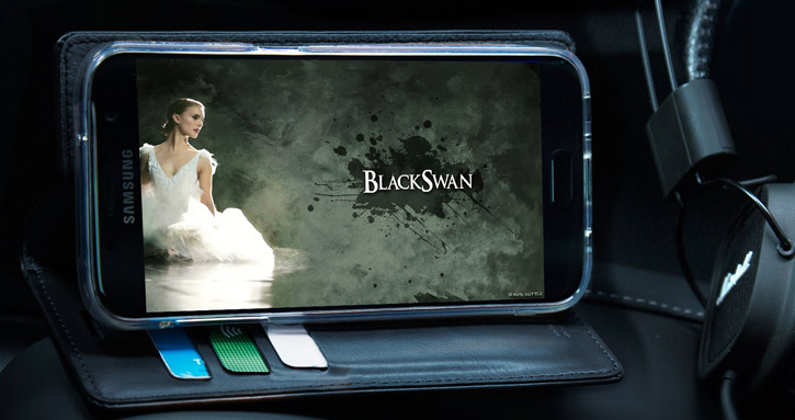 Housse Samsung Galaxy S7 Mercury Blue Moon – Bleue Marine