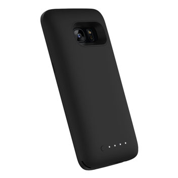 Mophie Juice Pack Samsung Galaxy S7 Wireless Battery Case - Black