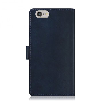 Mercury Blue Moon iPhone 6S / 6 Plus Wallet Case - Navy