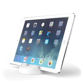 Stump 3-in-1 Tablet Stand - White