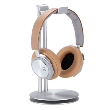 Just Mobile HeadStand Premium Headphone Stand  - Silver