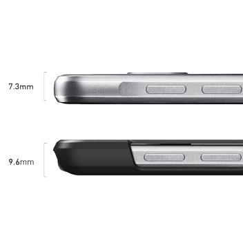 Matchnine Match1 Samsung Galaxy A7 2016 Case - White