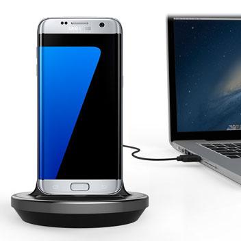 Kidigi Omni Samsung Galaxy S7 Edge Desktop Charging Dock