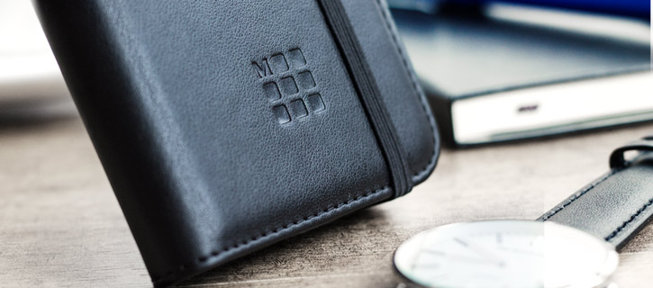 Moleskine Classic iPhone 6S Plus / 6 Plus Wallet Case - Black