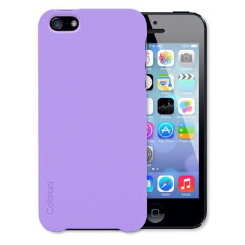Patchworks Colorant C1 iPhone SE Case - Purple