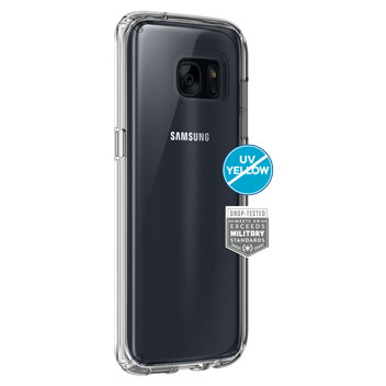 Speck CandyShell Samsung Galaxy S7 Edge Case - Clear
