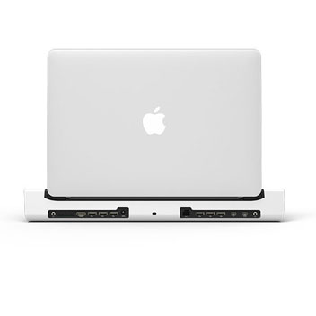 Henge Docks 15 inch MacBook Pro Retina Horizontal Metal Docking Station