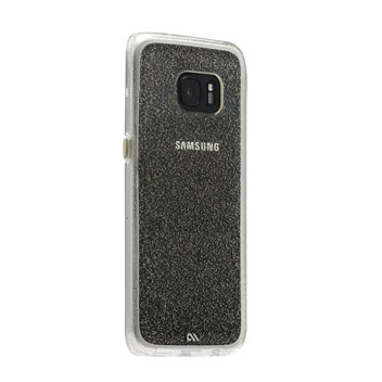 Case-Mate Samsung Galaxy S7 Edge Sheer Glam Case - Champagne