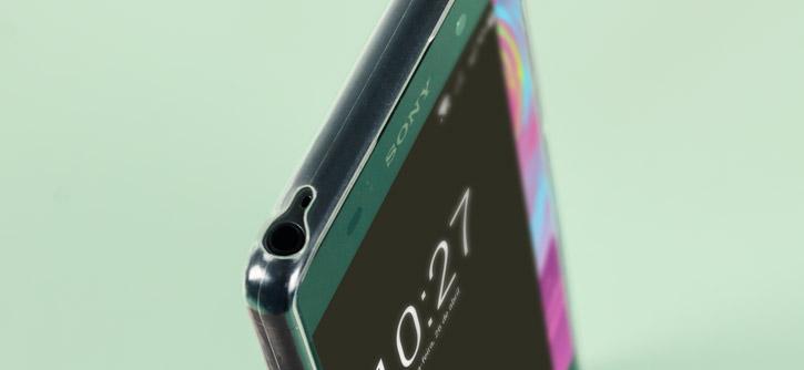 Olixar Ultra-Thin Sony Xperia XAGel Case - 100% Clear