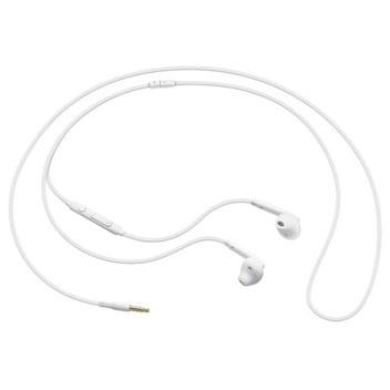 Auriculares Oficiales Samsung para el Galaxy S7 - Blancos