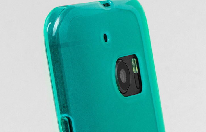 FlexiShield HTC 10 Gel Case - Blue