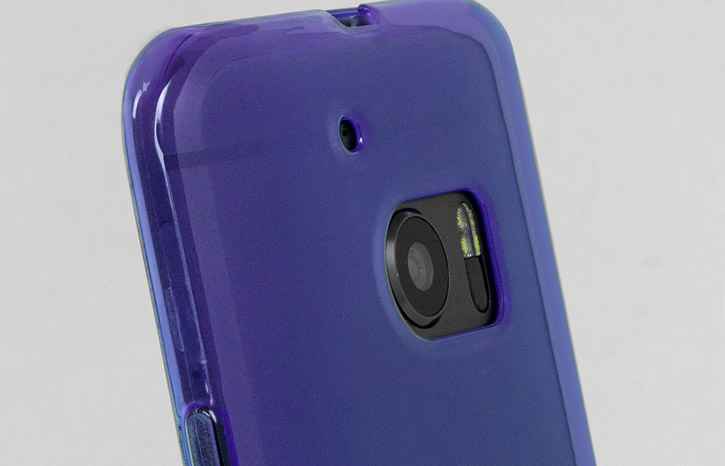FlexiShield HTC 10 Gel Case - Purple