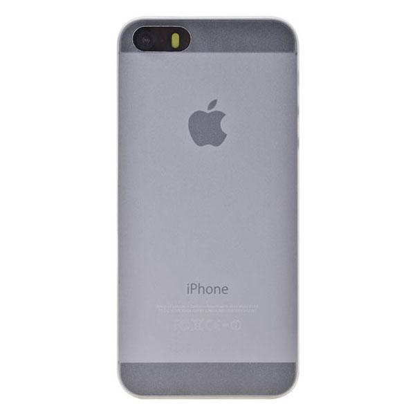 Shumuri Slim iPhone SE Case - Clear
