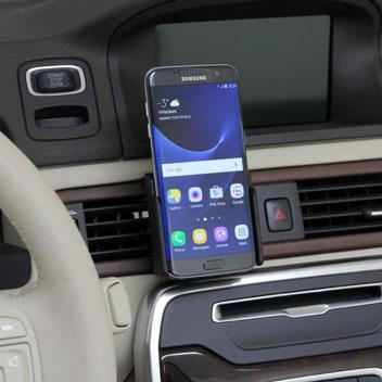 Brodit Passive Samsung Galaxy S7 Edge In Car Holder with Tilt Swivel