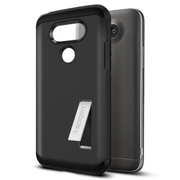 Spigen Tough Armor LG G5 Case - Black
