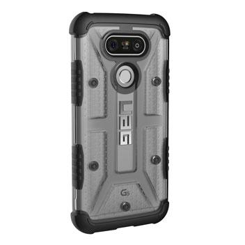 UAG LG G5 Protective Case - Ash / Black