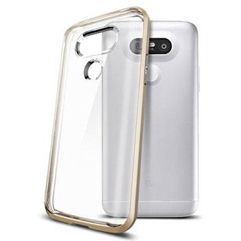 Spigen Neo Hybrid Crystal LG G5 Case - Gold