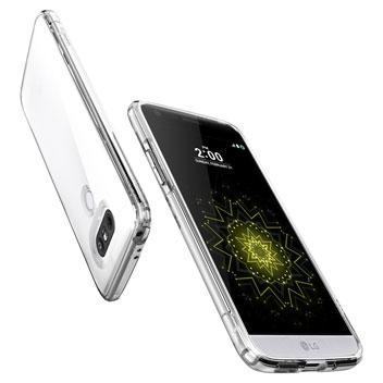Spigen Ultra Hybrid LG G5 Case - Clear