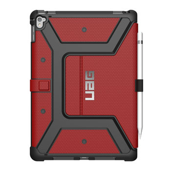 UAG Magma iPad Pro 9.7 inch Rugged Case - Red