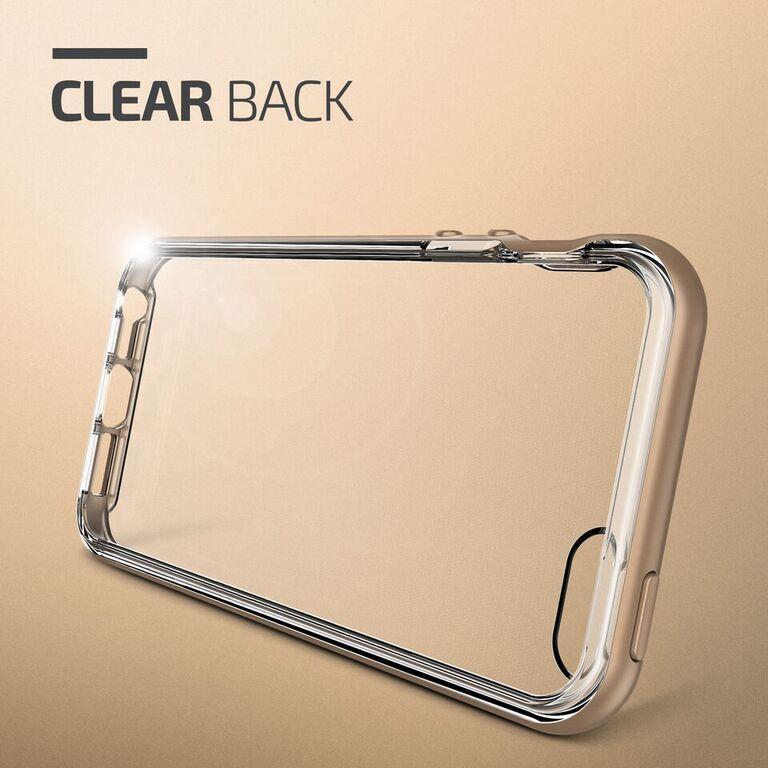 VRS Design Crystal Bumper iPhone SE Case - Champange Gold