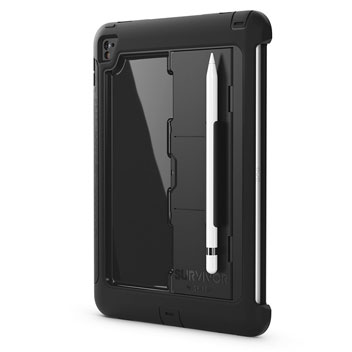 Griffin Survivor Slim iPad Pro 9.7 inch Tough Case - Black