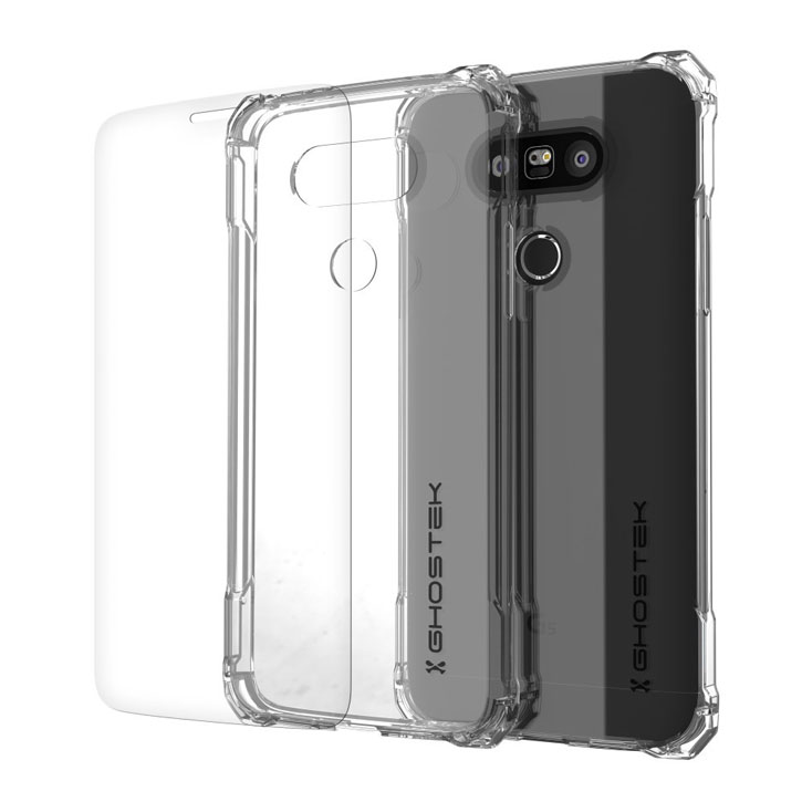 Ghostek Covert LG G5 Bumper Case - Clear