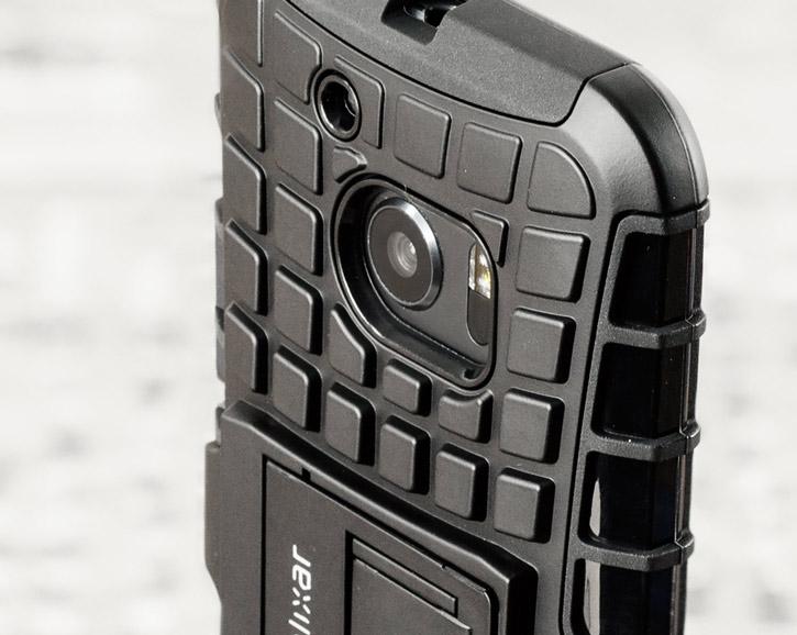 ArmourDillo HTC 10 Protective Case - Black
