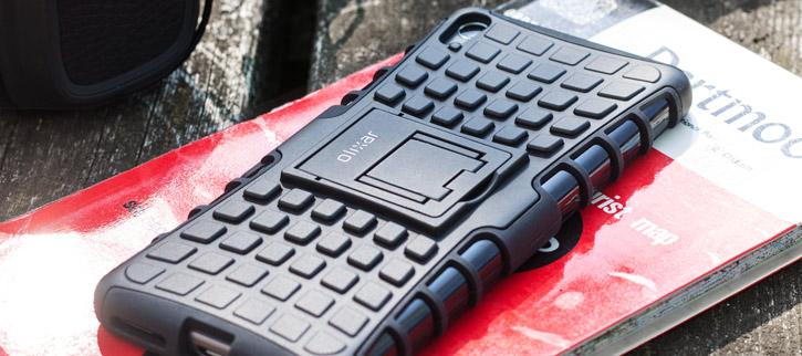 ArmourDillo Sony Xperia XA Protective Case - Black