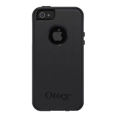 OtterBox Commuter iPhone SE Case - Black