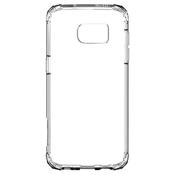 Spigen Crystal Shell Samsung Galaxy S7 Edge Case - 100% Clear