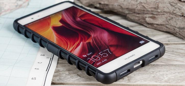 Olixar ArmourDillo Huawei P9 Lite Tough Case - Black