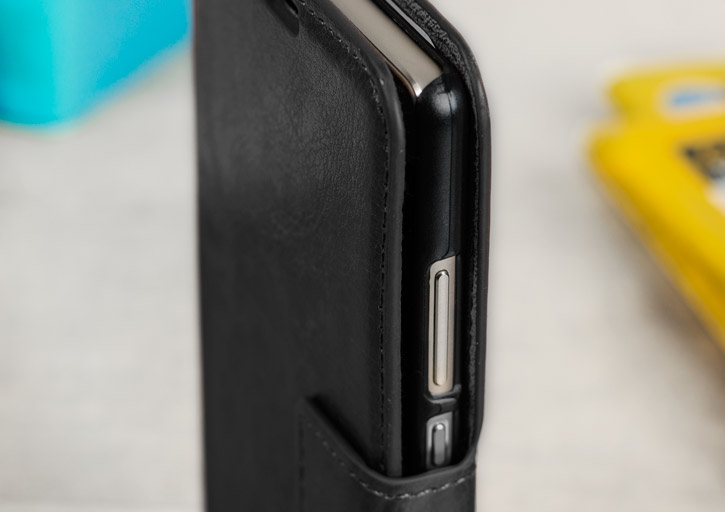 Olixar Huawei P9 Wallet Case - Black