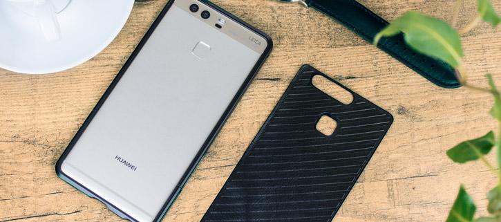 Huawei P9 Aluminium Bumper Case - Black