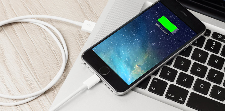 3x iPhone 6S / 6S Plus Lightning to USB Sync & Charge Cables