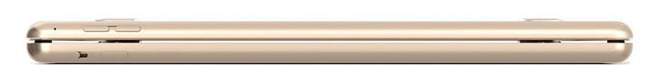 BrydgeAir Aluminium iPad Pro 9.7 / Air 2 / Air Keyboard - Gold