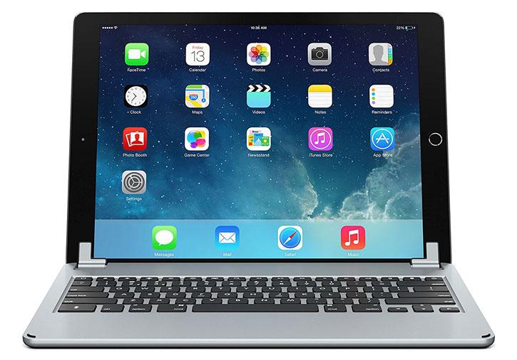 Brydge Aluminium iPad Pro 12.9 Keyboard - Space Grey