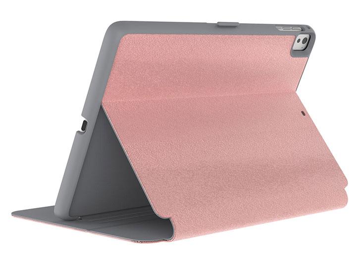 Speck StyleFolio Luxury iPad Pro 9.7 inch Case - Ponyhair Rose Pink