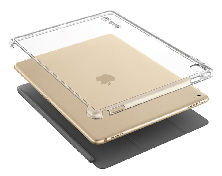 Speck Smartshell iPad Pro 9.7 inch Smart Case - Black / Clear
