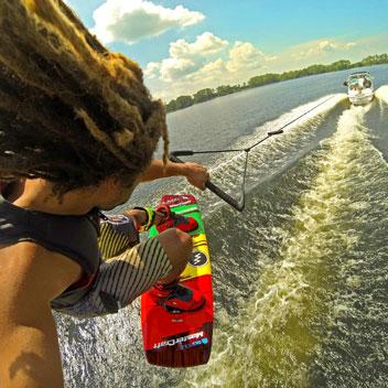 GoPole Bobber Floating GoPro Hand Grip