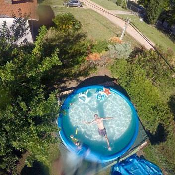 Système de capture en vol Birdie Flight pour GoPro