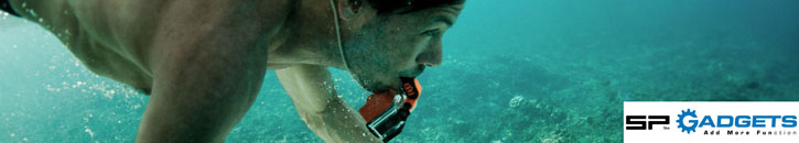 SP Gadgets GoPro Mouth Mount