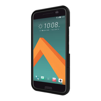 Seidio SURFACE HTC 10 Case & Metal Kickstand - Black