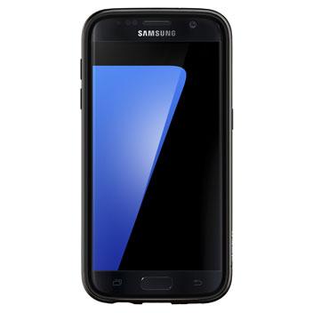Spigen Neo Hybrid Samsung Galaxy S7 Case - Gunmetal
