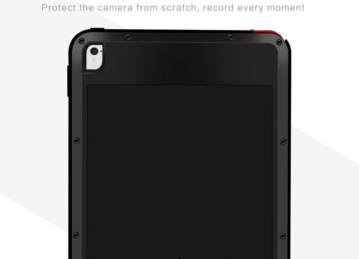 Love Mei Powerful Apple iPad Pro 9.7 Protective Case - Black