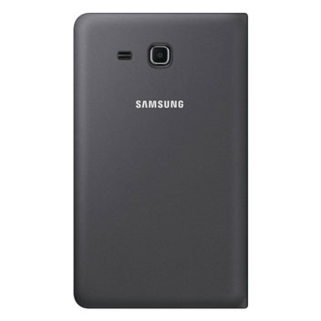 Official Samsung Galaxy Tab SA 7.0 2016 Book Cover Case - Black