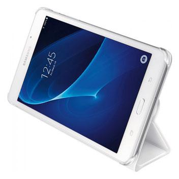 Official Samsung Galaxy Tab SA 7.0 2016 Book Cover Case - White