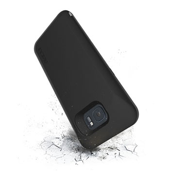 Incipio offGRID Samsung Galaxy S7 Edge Battery Case - Black
