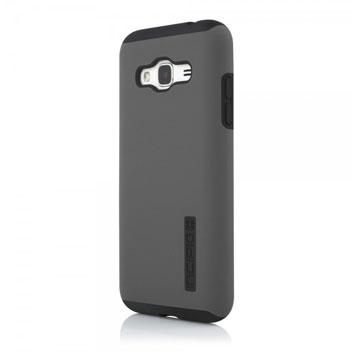 Incipio DualPro Samsung J3 2016 Case - Black / Grey