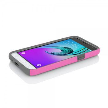 Incipio DualPro Samsung J3 2016 Case - Pink / Grey