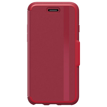 OtterBox Symmetry iPhone 6S / 6 Folio Wallet Case - Red
